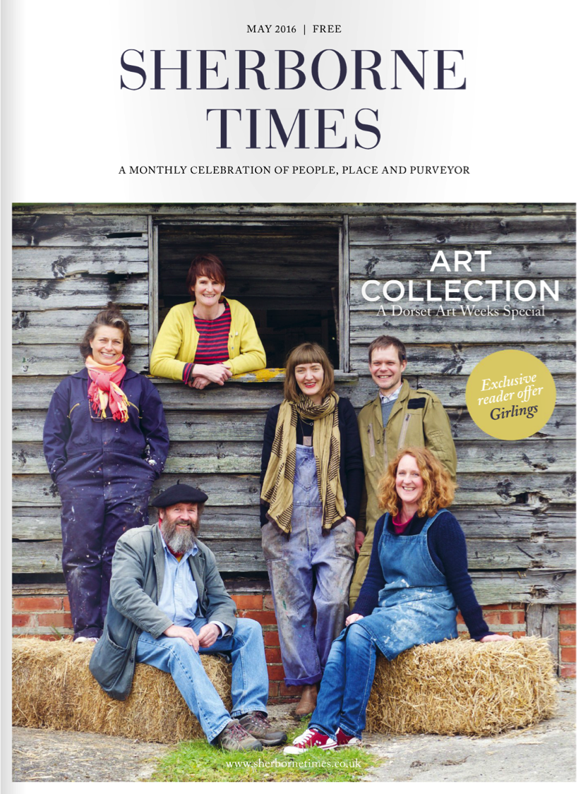SherborneTimes_FrontCover
