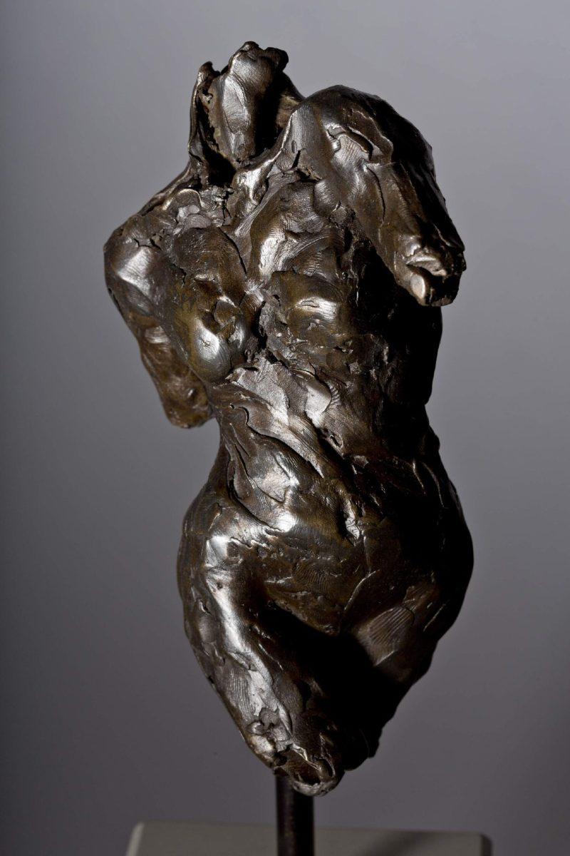 Sculpture - Bronze - Figurative - Female Torso 3