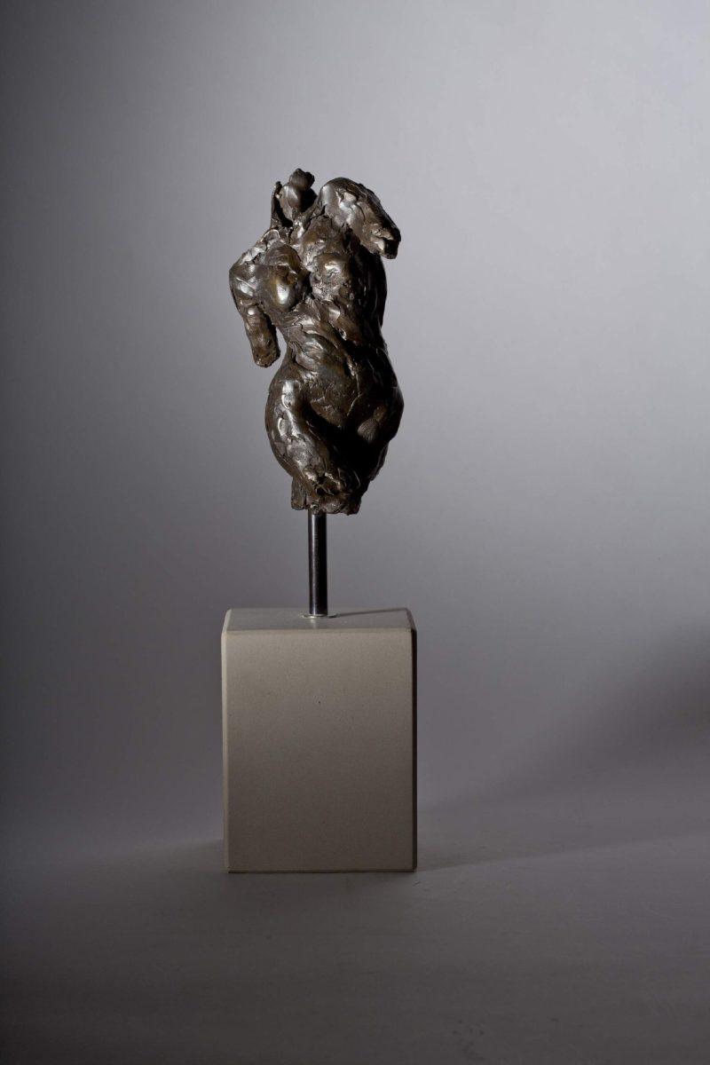 Sculpture - Bronze - Figurative - Female Torso 4
