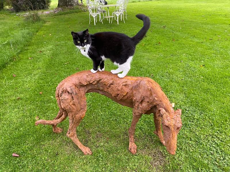 Outside Sculpture