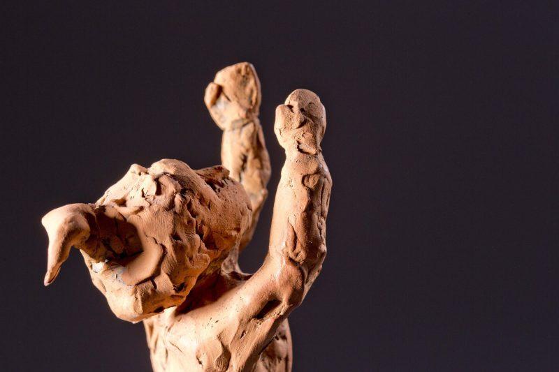 Sculpture - Bronze - Figurative - Standing Child 4
