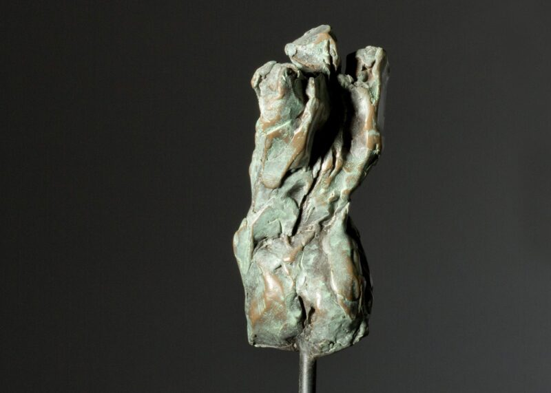 Sculpture - Bronze - Figurative - Three Female Torsos 8