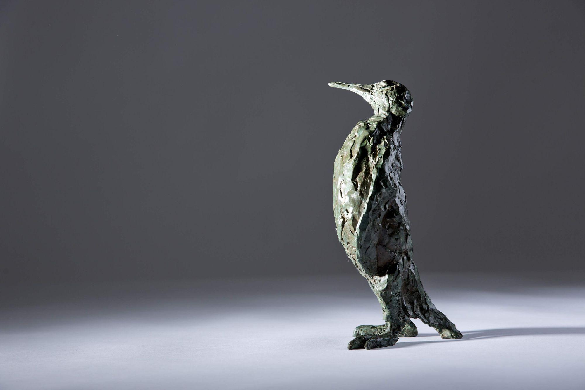 Sculpture - Bronze - Wildlife - Standing Penguin 1