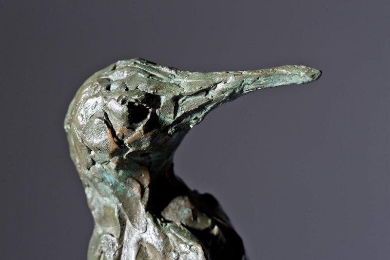 Sculpture - Bronze - Wildlife - Standing Penguin 10