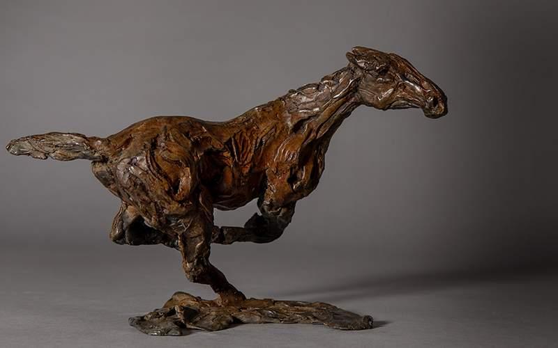 Sculptures Equestrian