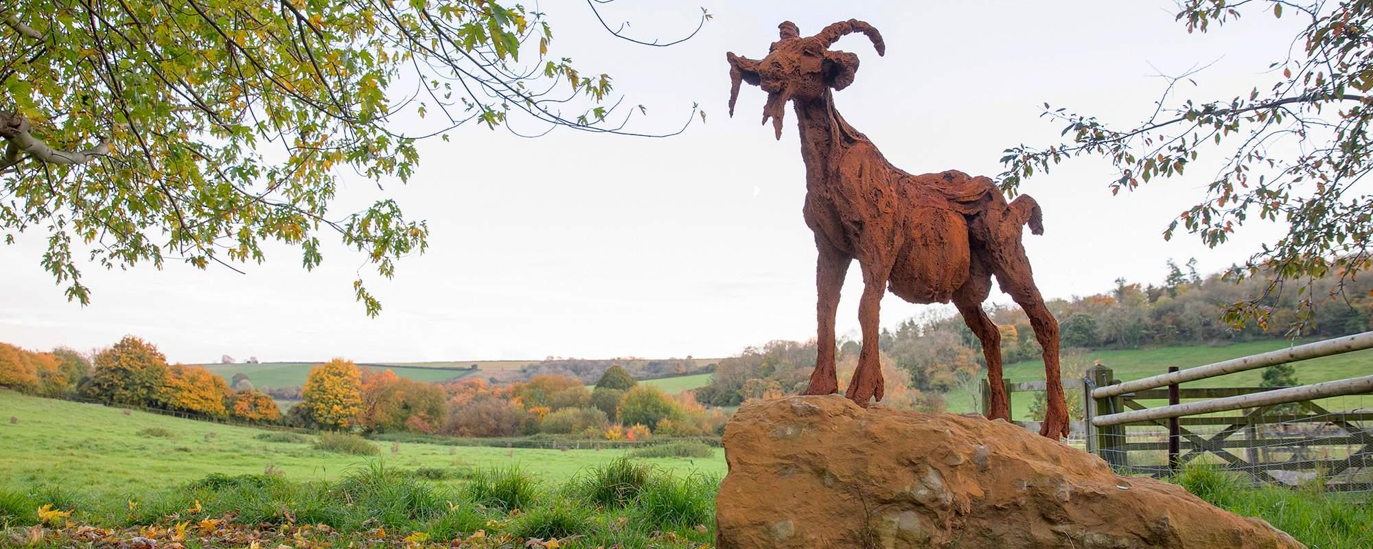 Sculptures Outdoor