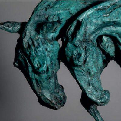 Turquoise Verdigris