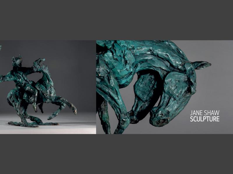 New brochure – Indoor bronze sculptures