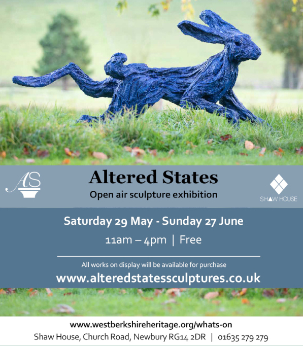 Open Air Sculpture Exhibition – Newbury